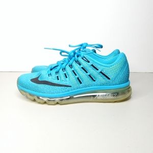 Nike Air Max Blue Lagoon Running Shoes